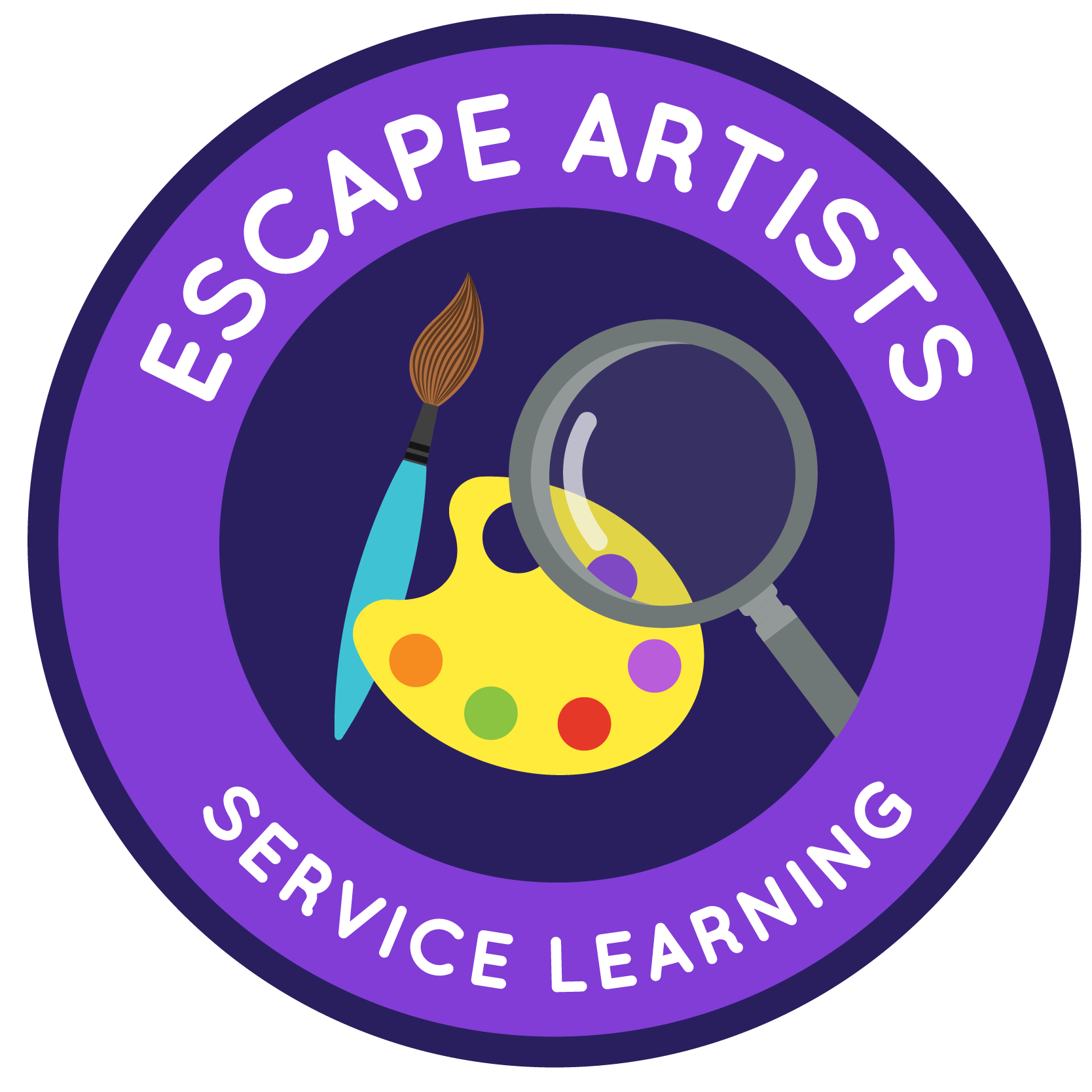2019 Service Learning Challenge Logo