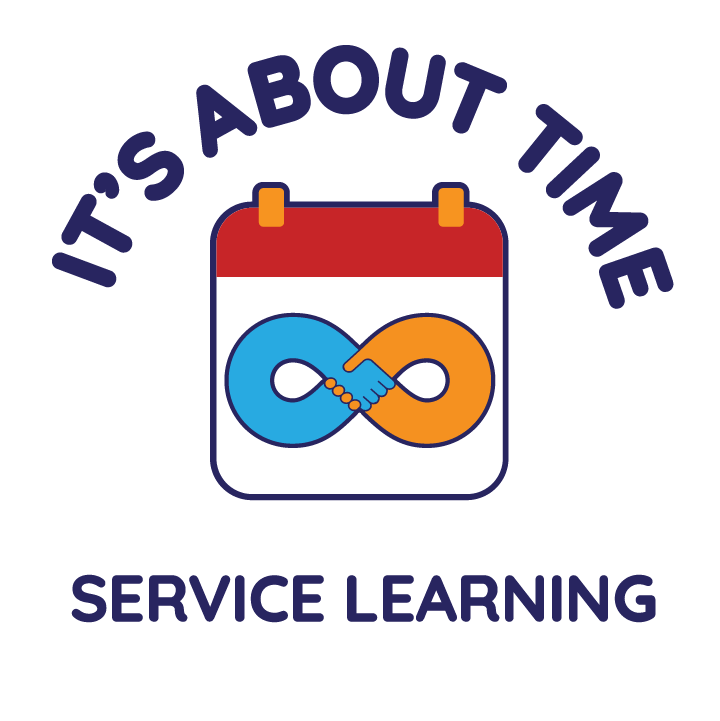 Service Learning Its About Time1